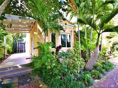 Surfside Single Family Home For Sale: 9280 Abbott Ave