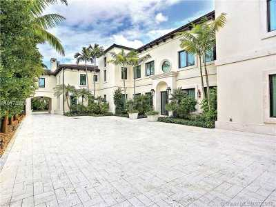 Coral Gables Single Family Home For Sale: 1244 Anastasia Ave