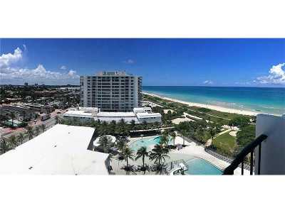 Surfside Condo Active-Available: 9273 Collins Ave #1007