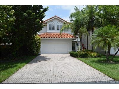 Doral Single Family Home For Sale: 5410 NW 104 Ct