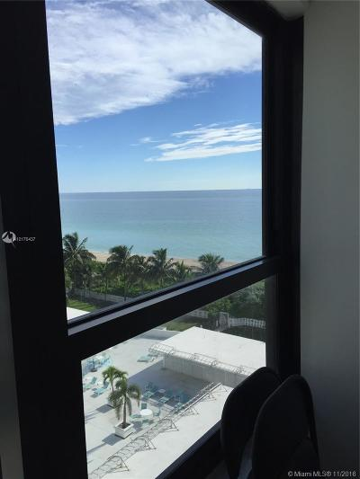 Miami Beach Condo For Sale: 5225 Collins Ave #904