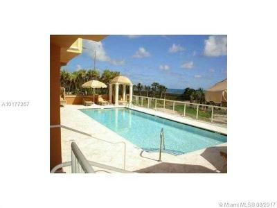 Surfside Condo For Sale: 9499 Collins Ave #204
