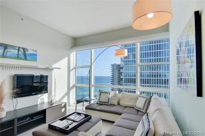 Miami Beach Condo For Sale: 6801 Collins Ave #PH04