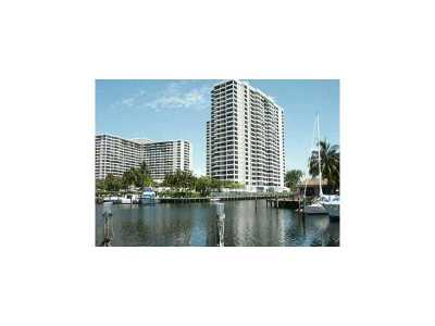 Hallandale Condo Active-Available: 500 Three Islands Blvd #111