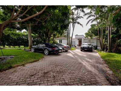 Coconut Grove Single Family Home For Sale: 4120 Hardie Ave