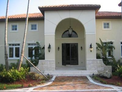 Pinecrest Single Family Home For Sale