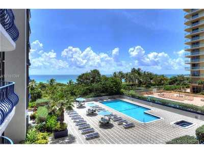 Surfside Condo Active-Available: 8877 Collins Ave #309