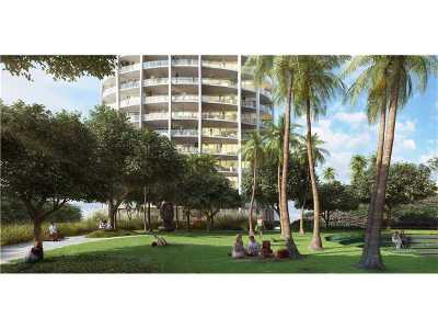 Coconut Grove Condo Active-Available: 1 Park Grove Lane #16A