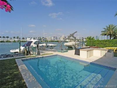 Palm Island Single Family Home For Sale: 224 S Coconut Lane