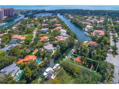 Coral Gables Single Family Home For Sale: 155 Cocoplum Rd
