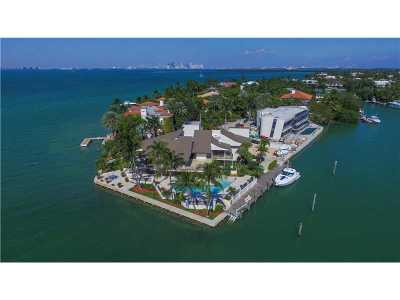 Key Biscayne Single Family Home Active-Available: 28 Harbor Pt