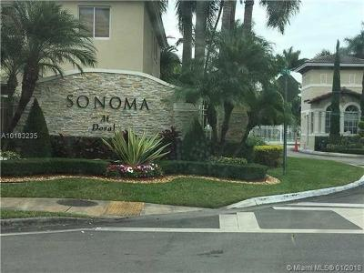 Doral Condo Active-Available: 11244 Northwest 56th St #11244