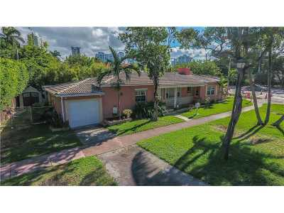 Miami Beach Single Family Home Active-Available: 6311 La Gorce Dr