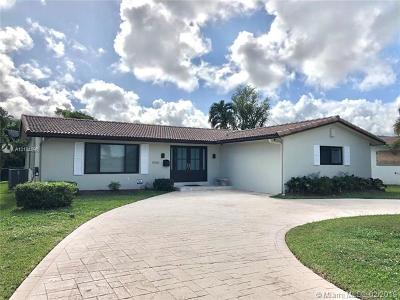 Sans Souci Estates Single Family Home For Sale: 11550 N Bayshore Dr