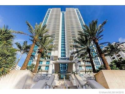 hollywood Condo For Sale: 3101 S Ocean Dr #405