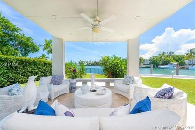 Key Biscayne Single Family Home For Sale: 900 Harbor Drive