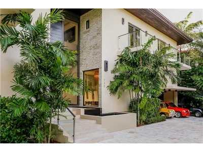 Key Biscayne Single Family Home For Sale: 730 N Mashta Dr