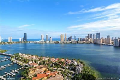 Aventura Condo For Sale: 6000 Island Blvd #2703