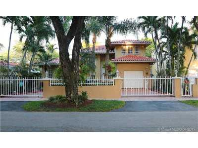 Coral Gables Single Family Home Active-Available: 825 Alberca St