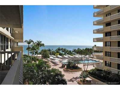 bal harbour Condo For Sale: 9801 Collins Avenue #6H