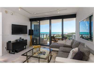 W Sout Beach Residences, W South Beaach, W South Beach, W South Beach Residence, W South Beach Residences Condo Active-Available: 2201 Collins Ave #814