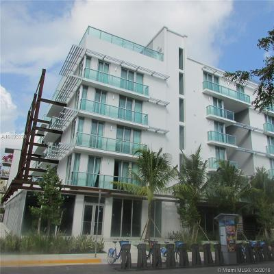 Miami Beach Single Family Home For Sale: 1215 West Ave #408