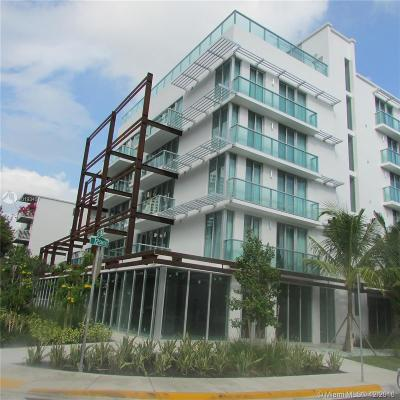 Miami Beach Single Family Home For Sale: 1215 West Ave #407