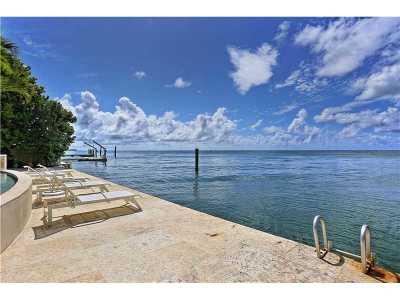 Key Biscayne Single Family Home Active-Available: 720 South Mashta Dr