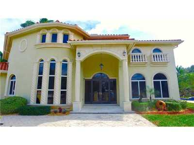 Miami Shores Single Family Home Active-Available: 9495 Biscayne Blvd