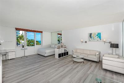 Miami Beach Condo For Sale: 2301 Collins Ave #514