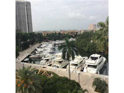 Aventura Condo For Sale: 3900 Island Blvd #PH-2