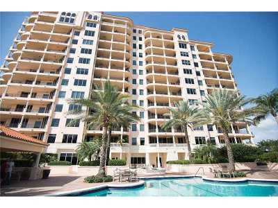 Condo For Sale: 13621 Deering Bay Dr #901