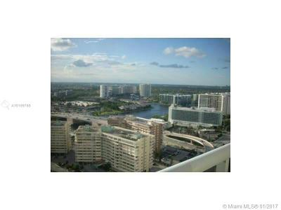 Hallandale Condo For Sale: 1850 S Ocean Dr #2708