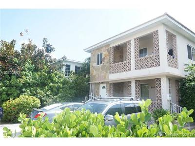 Surfside Condo For Sale: 8959 Harding Ave #8959&896