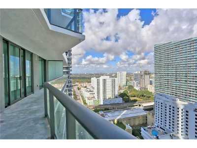Condo For Sale: 1300 S Miami Ave #2311