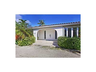 Key Biscayne Single Family Home Active-Available: 721 South Mashta Dr