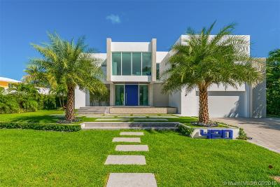Key Biscayne Single Family Home For Sale: 420 Island Drive