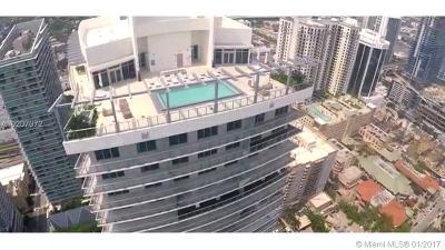 Condo For Sale: 1100 S Miami Ave #2211