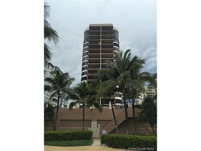 Bal Harbour Condo For Sale: 10175 Collins Ave #105