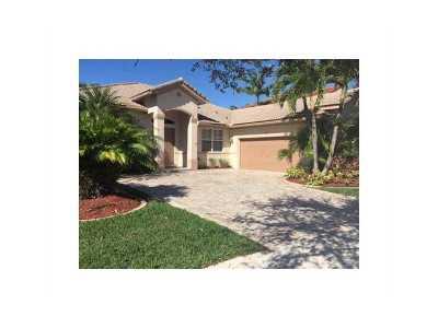 Weston Single Family Home For Sale: 1225 Skylark Dr