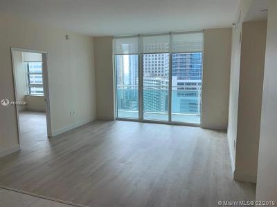 Miami Condo For Sale: 950 Brickell Bay Dr #2107