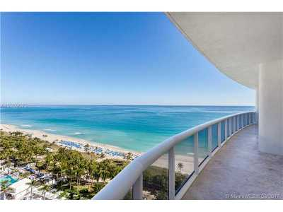 bal harbour Condo For Sale: 9601 Collins Ave #1703