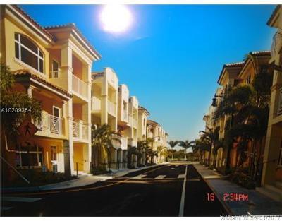 Aventura Single Family Home For Sale: 18408 NE 27th Ct #121