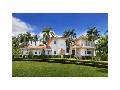 Coral Gables Single Family Home For Sale: 1541 Bella Vista Ave