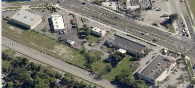 Homestead Commercial For Sale: 28720 S Dixie Hwy