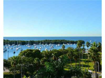 Coconut Grove Condo For Sale: 2843 S Bayshore Dr #8A