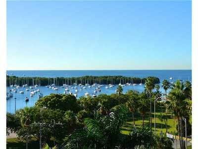 Coconut Grove FL Condo For Sale: $620,000
