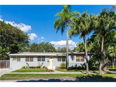 Coconut Grove Single Family Home Active-Available: 2201 Tequesta Way