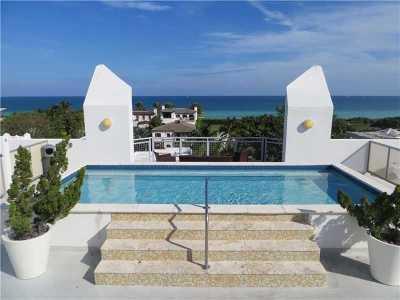 Miami Beach Condo For Sale: 7728 Collins Ave #7