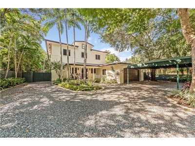 South Miami Single Family Home Active-Available: 7630 Southwest 61st Ave